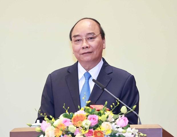 越南国家主席阮春福向优秀科学家颁发荣誉奖项 hinh anh 2