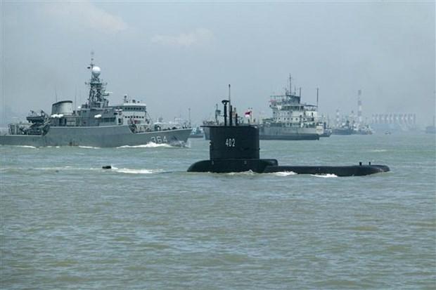 印尼潜艇可能发生了电气故障 导致潜水艇失去控制 hinh anh 1
