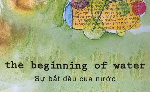 越英双语诗集在美国出版 hinh anh 1