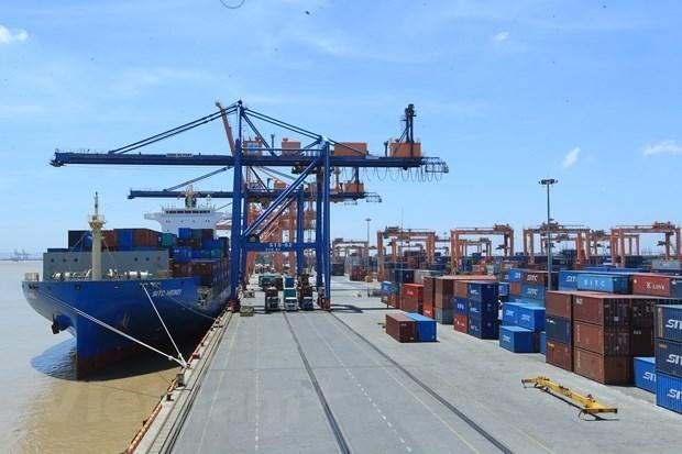 今年前4月越南实现贸易顺差19亿美元 hinh anh 1
