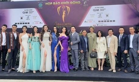 地球小姐大赛将首次在越南落地 hinh anh 1