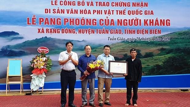 越南抗族同胞的感恩节被公认为国家级非物质文化遗产 hinh anh 1