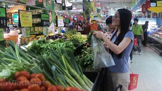 俄罗斯从越南进口的蔬果大幅增加 hinh anh 1