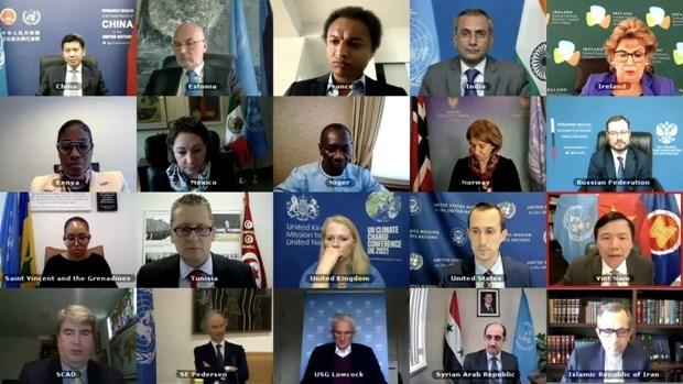越南与联合国安理会:越南主持召开最后一场公开辩论会 hinh anh 1