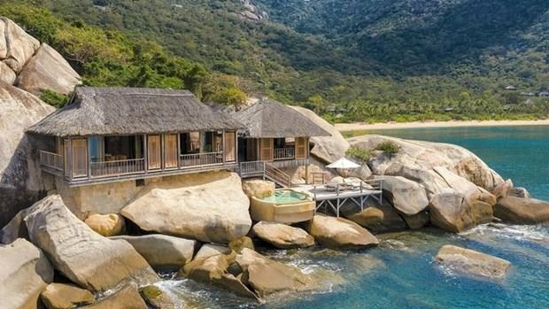美国杂志将六感宁云湾度假村列入世界30家最佳度假村榜单 hinh anh 1