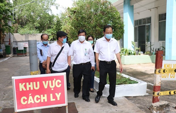 新冠肺炎疫情:越南无新增确诊病例 hinh anh 1