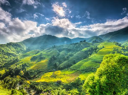 德国新闻社介绍越南颇具特色的旅游景点 hinh anh 1