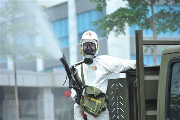 5月7日上午越南新增1例本土病例 hinh anh 1