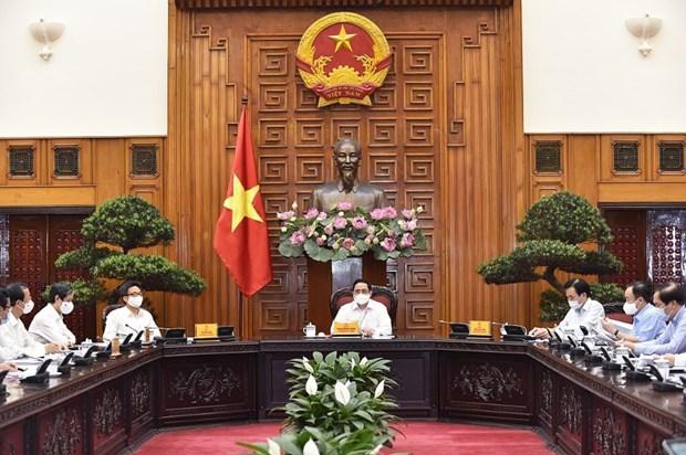 范明政总理:人力资源对国家发展事业具有决定性意义 hinh anh 2