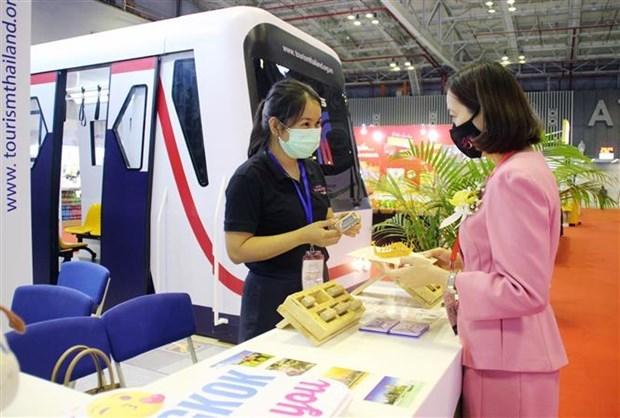 2021年泰国顶尖品牌展在胡志明市正式开幕 hinh anh 2