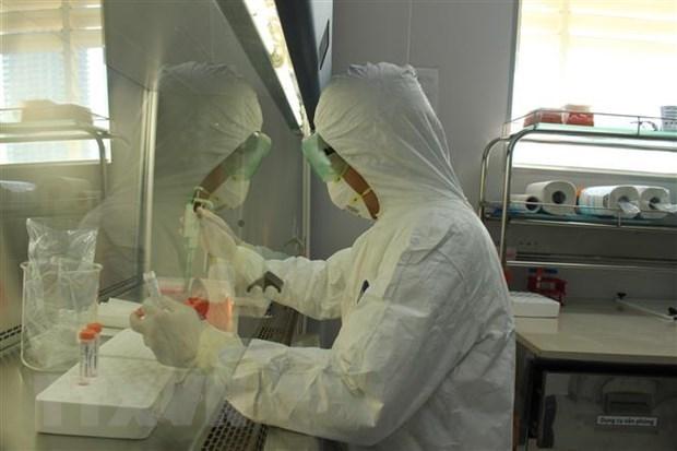 新冠肺炎疫情:芹苴市121号军队医院出现一例确诊病例属虚假信息 hinh anh 1