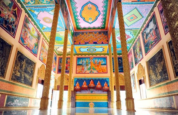 南部地区高棉族丰富多样的文化旅游产品 hinh anh 5