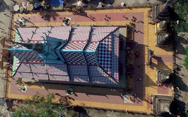 南部地区高棉族丰富多样的文化旅游产品 hinh anh 4