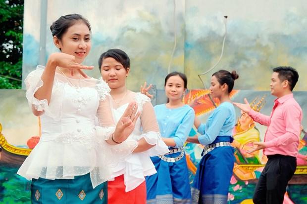 南部地区高棉族丰富多样的文化旅游产品 hinh anh 1