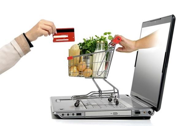 电子商务:将越南货带到全世界的平台 hinh anh 2