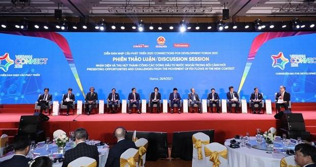 越南——外国投资商颇具吸引力的安全投资目的地 hinh anh 3