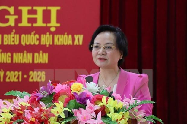 国会和人民议会换届选举:不能在同一时间聚集太多选民 hinh anh 1