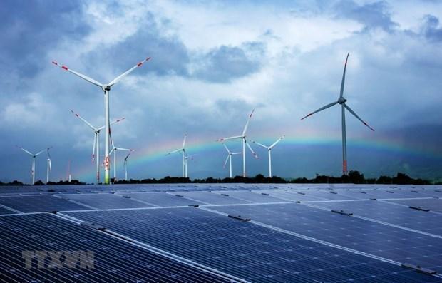 彭博社:越南太阳能领域实现爆炸性发展 hinh anh 1