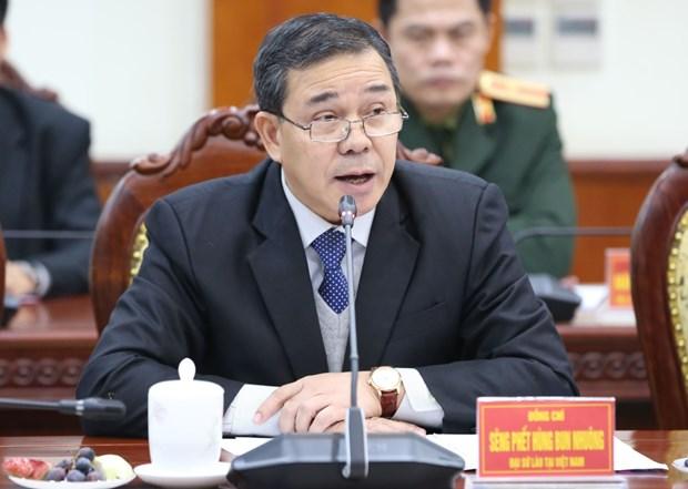 国会代表和人民议会代表选举:彰显越南社会主义制度的民主性 hinh anh 1
