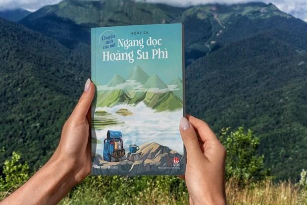 旅游博客怀沙出版关于黄苏肥的书籍 hinh anh 1