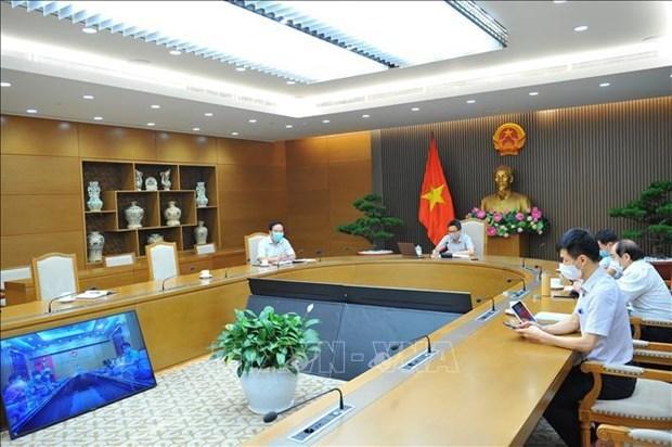 决不让新冠肺炎疫情蔓延至北宁和北江两省安全区域 hinh anh 2