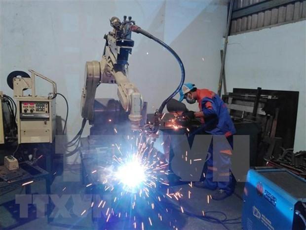 越南对原产于中国、泰国和马来西亚焊接材料产品进行反倾销调查 hinh anh 1
