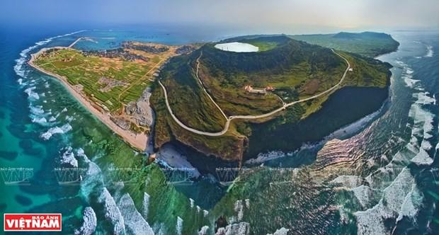 利用各种资源实现李山岛可持续发展 hinh anh 2
