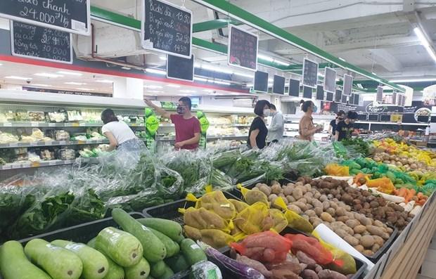 2021年5月胡志明市消费价格指数环比上涨0.03% hinh anh 1