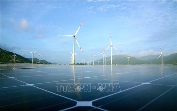 能源院:未来5年越南可再生能源开发利用水平或将下降 hinh anh 1