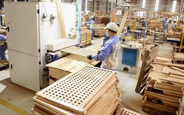 今年前7月越南农林水产品出口额增长近27% hinh anh 1