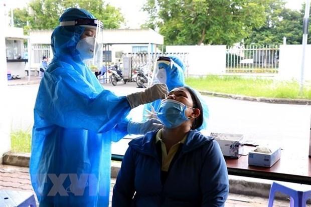 9月4日越南单日新增确诊病例大幅下降 新增治愈出院病例11848例 hinh anh 1