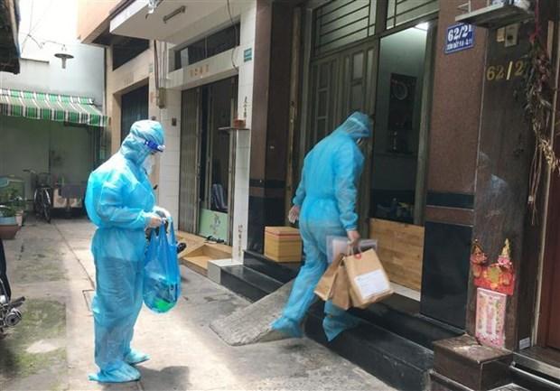 胡志明市拟定9月15日后的疫情防控计划 hinh anh 2