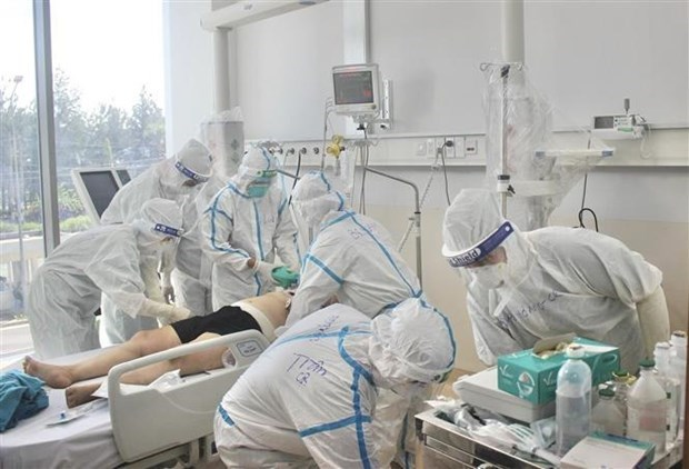 胡志明市拟定9月15日后的疫情防控计划 hinh anh 3