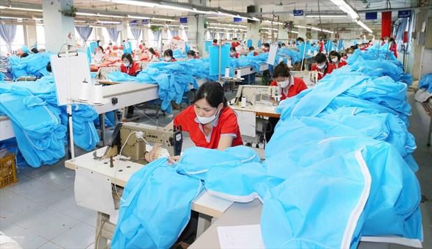 """越南企业协会提出""""按点防控""""新方式 致力恢复生产经营活动 hinh anh 1"""