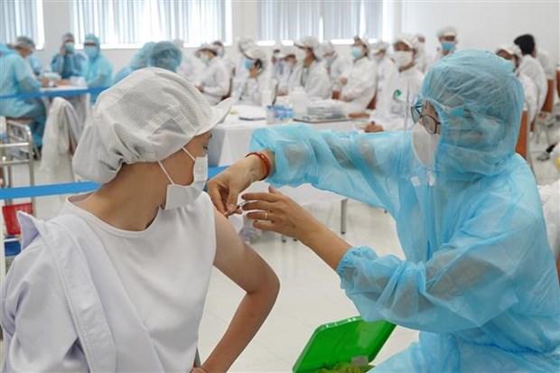 """越南企业协会提出""""按点防控""""新方式 致力恢复生产经营活动 hinh anh 2"""