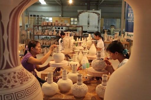 2021年7月越南陶瓷出口额略有增加 hinh anh 1