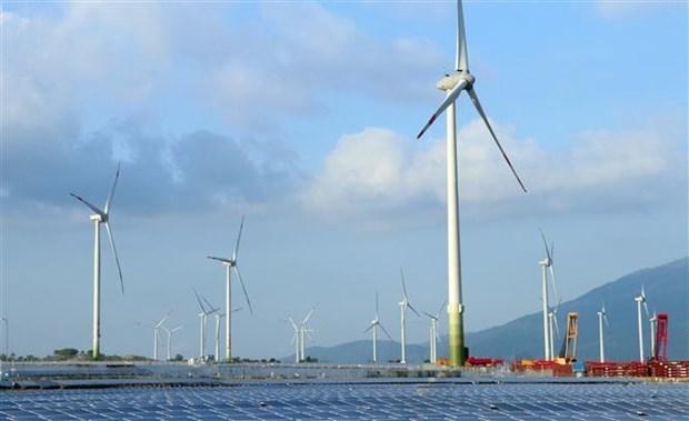 宁顺5号风电项目正式投入商业运营 hinh anh 1