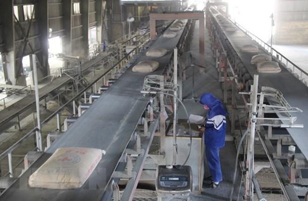 今年前9月水泥销量增长3.5% hinh anh 1