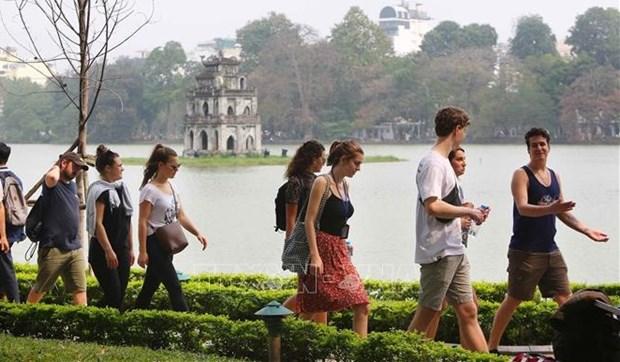国际游客盼望赴越南旅游 hinh anh 2