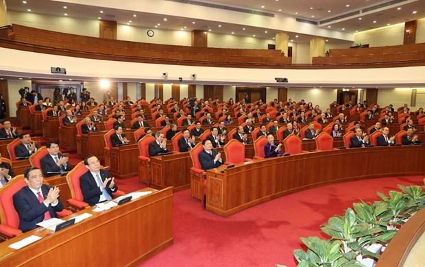 Hoi nghi lan thu 15 Ban Chap hanh Trung uong Dang khoa XII thanh cong tot dep hinh anh 3