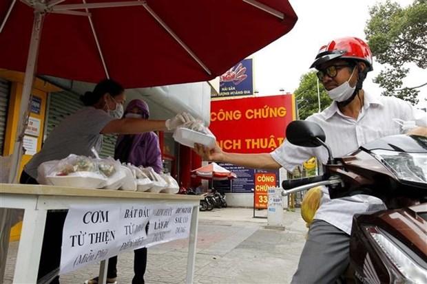 Dich COVID-19: Trua 11/7, Thanh pho Ho Chi Minh ghi nhan 600/633 ca mac moi hinh anh 1