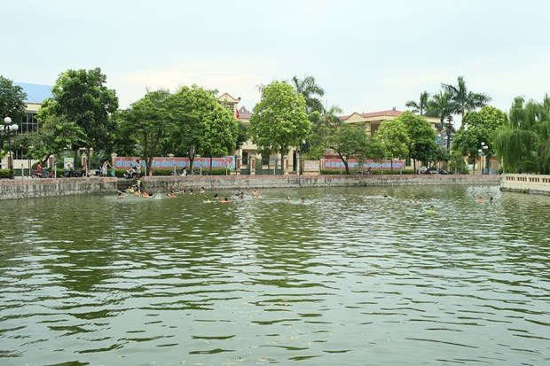 Dan Phuong huong toi huyen nong thon moi nang cao dau tien cua Ha Noi hinh anh 11
