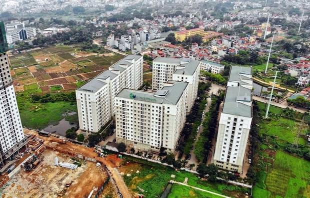 越南工业房地产论坛吸引对1000个项目的投资 hinh anh 1