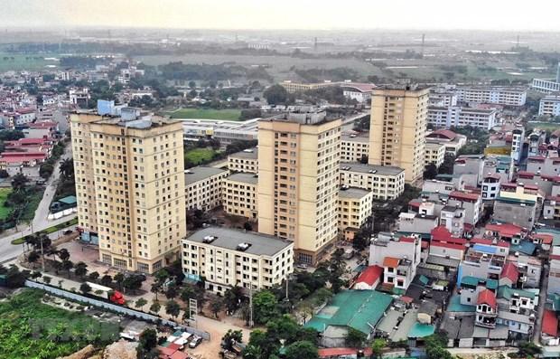 越南工业房地产论坛吸引对1000个项目的投资 hinh anh 2