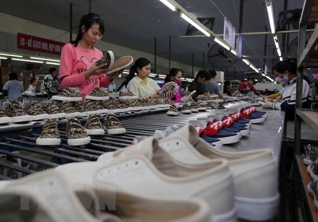 越南对美国鞋类出口增长10% hinh anh 2