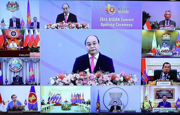 第36届东盟峰会颇受欧盟媒体的关注 hinh anh 2