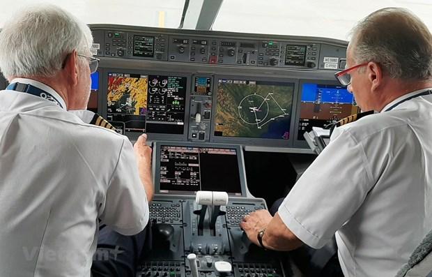 越航集团不使用巴基斯坦籍或持有由巴基斯坦颁发的飞行执照的外籍飞行员 hinh anh 1