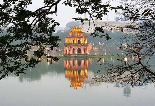 """河内在""""世界25个著名目的地""""名录中排名第15位 hinh anh 1"""