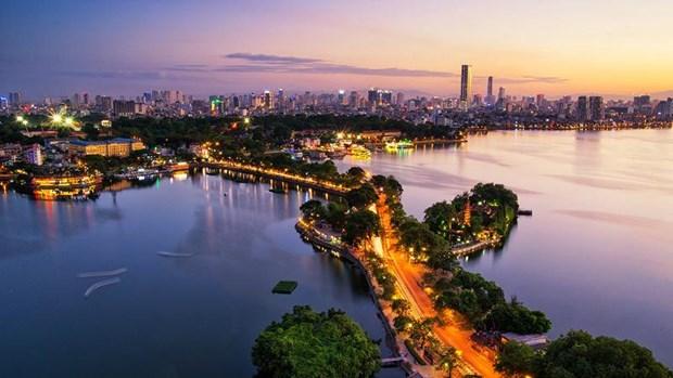 """河内在""""世界25个著名目的地""""名录中排名第15位 hinh anh 2"""