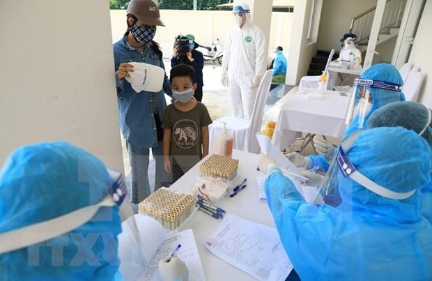 新冠肺炎疫情:越南新增2例确诊病例 hinh anh 2